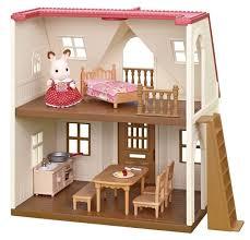Игровой <b>набор Sylvanian Families</b> Уютный домик Марии 5303 ...