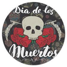 Коврик для мышки (круглый) <b>Día</b> de Muertos #2319526 от ZoZo