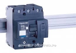 18799 - SE Multi 9 NG125L <b>Автоматический выключатель 3P 10А</b> ...
