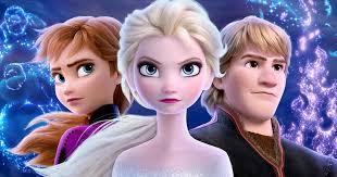 Characters | <b>Disney Frozen</b>