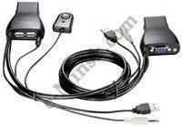 <b>Переключатель KVM Switch</b> D-Link <b>KVM</b>-221 (2-портовый, <b>USB</b> ...