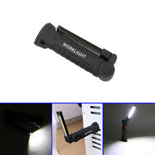 New Car <b>LED Rechargeable</b> Magnetic COB Torch Handheld ...