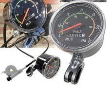 Buy Waterproof <b>Bicycle Speedometer Classic Mechanical</b> Road ...