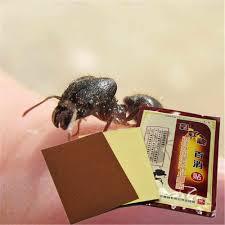 <b>DISAAR</b> 8 Patches / 1Bag Black Ant Essential oil <b>Self heating</b> Pain ...