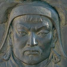 Image result for picture of genghis khan
