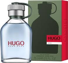 HUGO <b>for Men Туалетная вода</b> 75 мл