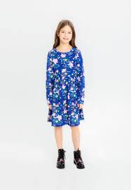 <b>Платье длинный рукав детское</b> для девочек 29906080: цвет ...