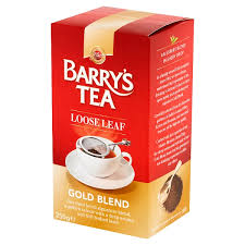 Barry's <b>Gold Blend Loose Tea</b> (250 Grams)