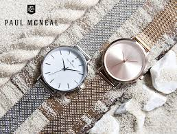 Discounts from the <b>Paul McNeal</b> Watches sale | SECRETSALES