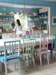 Shabby Chic Colors For Kitchen : Best ideas about pastel kitchen decor on