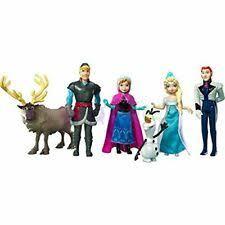 <b>Фигурки Mattel</b> замороженных <b>игровые</b> наборы - огромный ...