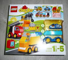 Обзор на <b>Конструктор LEGO</b>® <b>DUPLO</b>® 10816 <b>Мои</b> первые ...