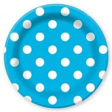 Детская одноразовая посуда <b>Горошек</b> - купить набор или ...