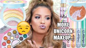NEW* <b>TOO FACED UNICORN</b> MAKEUP COLLECTION | HIT OR ...