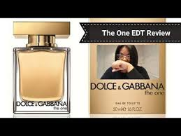 <b>Dolce & Gabbana The One</b> for <b>Women</b> EDT Review | Creamy Floral ...