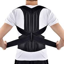 <b>Back Posture Corrector</b>, HailiCare Full <b>Back</b> Brace Shoulder Posture ...