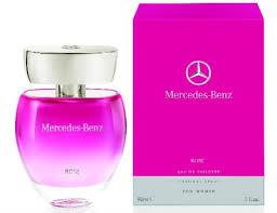 <b>Mercedes</b>-<b>Benz Rose</b> - <b>Туалетная</b> вода | Makeupstore.ru