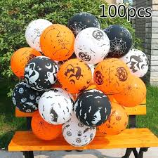 <b>Halloween</b> Party Supplies New <b>Balloon</b> Ghost <b>Festival Decoration</b> ...