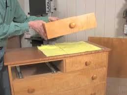 cabinet drawer slides bottom