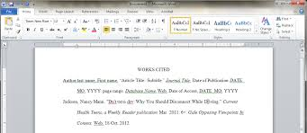 how to make a bibliography for an essay FAMU Online