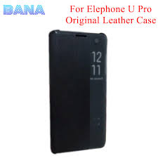 Elephone Leather Case For Elephone U Pro / Elephone U 100 ...