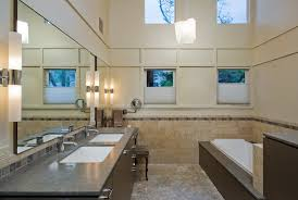 houzz bathroom lighting bathroom contemporary with bathtub beige blinds browns alcove lighting ideas