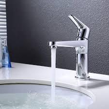 360 Degrees Rotation Single Hole <b>Bathroom Mixer</b> Tap <b>Basin</b> ...