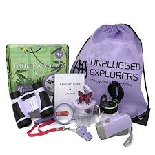 Purple <b>9 Piece Outdoor</b> Explorer Kit EXCLUSIVELY by Unplugged ...