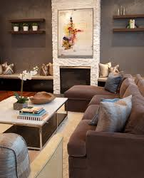 vanguard furniture family room contemporary amazing ideas with wall shelves built in seating amazing ceiling lighting ideas family