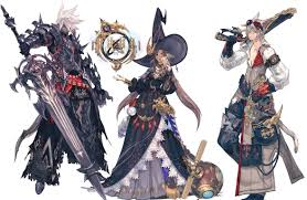 final fantasy heavensward dark knight astrologian final fantasy 14 heavensward dark knight astrologian machinist feature prima games