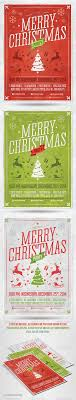 retro christmas party flyer template by saltshaker graphicriver retro christmas party flyer template holidays events