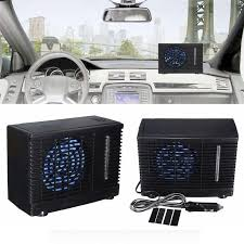 <b>1pc Universal DC12V</b> Evaporative Car air Conditioner 35W Black ...
