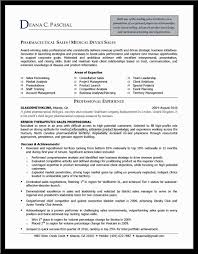 pharma area s manager resume channel s resume example resume and resume templates