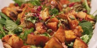 Sarah <b>Off the</b> Grid's Roasted <b>Sweet</b> Potato Salad Recipes | Food ...