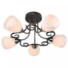 <b>Потолочная люстра Arte Lamp</b> A6253PL-5BA (Италия) за 7 580 ...
