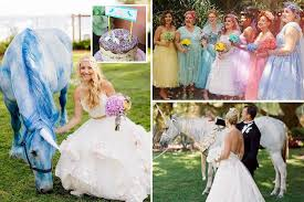 <b>Unicorn</b> themed <b>WEDDINGS</b> are now a thing… and everyone's ...