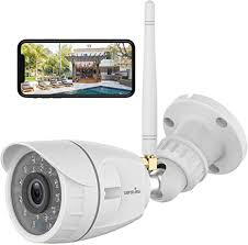 <b>Outdoor Security Camera</b>, Wansview 1080P WiFi Home: Amazon.co ...