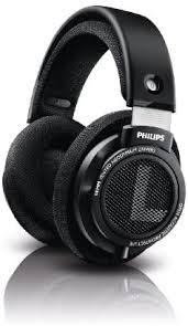 <b>Philips Audio Philips SHP9500 HiFi</b> Precision Stereo Over-Ear ...