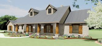Home   Texas House Plans   Over Proven Home Designs Online by    Texas Hill Country Ranch S L