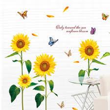 <b>Flower Wall Sticker</b>