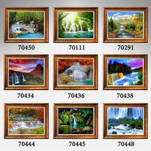 Buy cross stitch waterfall and get free shipping on AliExpress.com