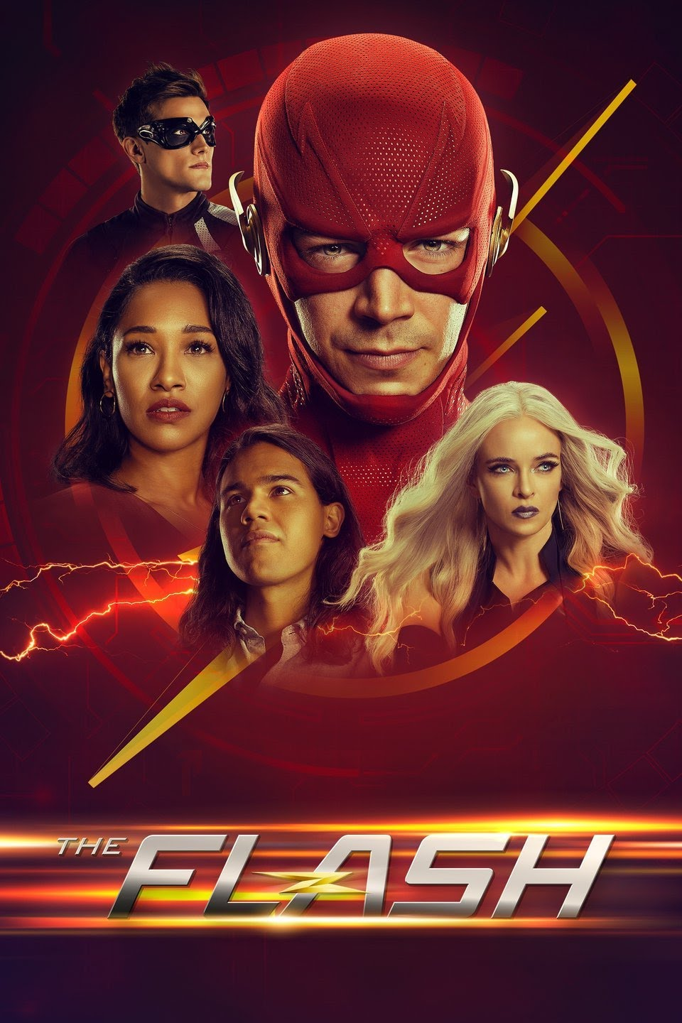 The Flash (Season 1-6) {English With Subtitles} 720p HEVC Bluray [250MB]