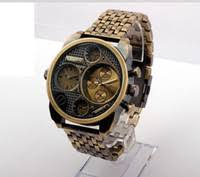 whole antique watches in unisex watches buy cheap antique 2015 new oulm luxury brand men full steel watch mens sport quartz watches antique male casual clock military watch relogio masculino