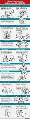 ideas about job interview questions job the 15 step guide to nailing any job interview