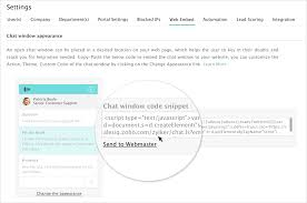 types of chat widget available siq customizing your chat window appearance