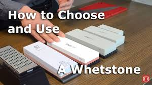 A Guide to Choosing and Using a Whetstone or <b>Sharpening Stone</b> ...
