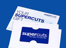 Supercuts Gift Card - Salon Gift Cards at Supercuts