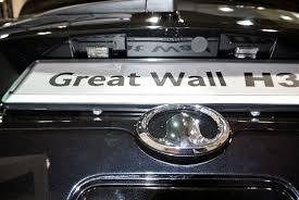 Автомобильная <b>камера заднего вида</b> для <b>Great</b> Wall Hover H3 ...