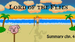 lord of the flies chapter summary school project podcast lord of the flies chapter 4 summary school project podcast