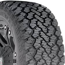 General Grabber AT2 Radial Tire - 265/70R16 112S ... - Amazon.com